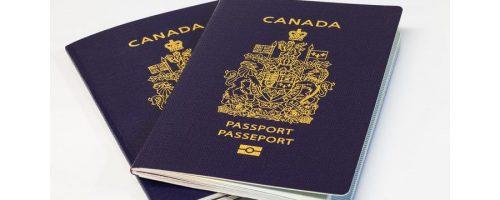 canada's Passport