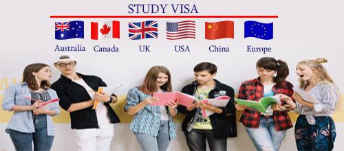 Study visa web