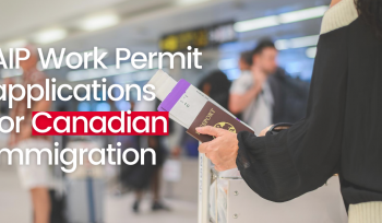 AIP Work Permit applications