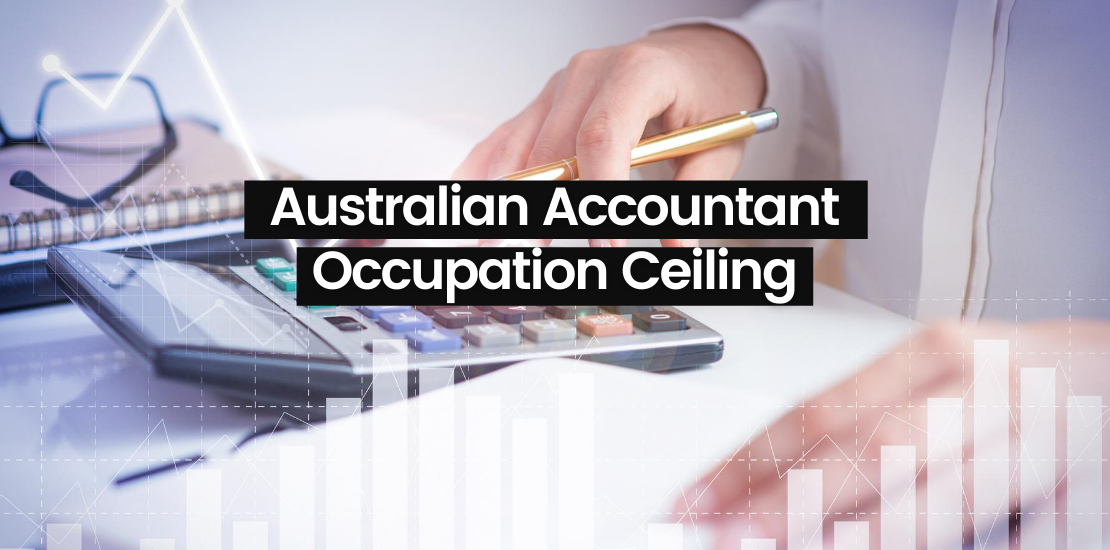 Australian Accountant Occupation Ceiling
