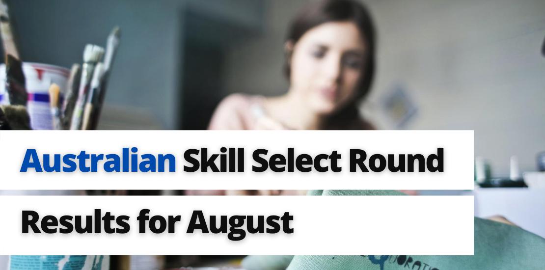 Australian Skill Select Round