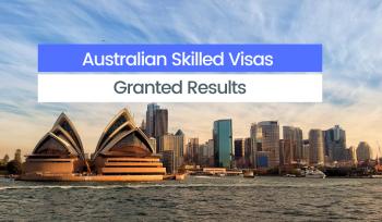 Australian Skilled Visas