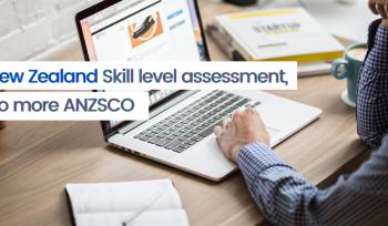 New Zealand Skill level assessment