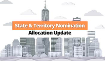 State & Territory Nomination