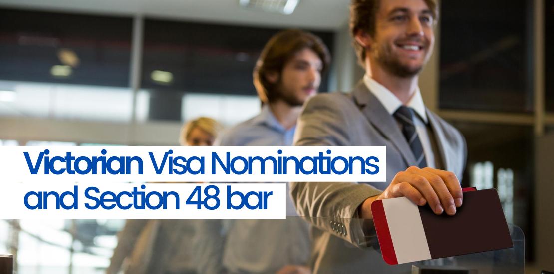 Victorian Visa Nominations
