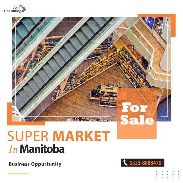 market for sale