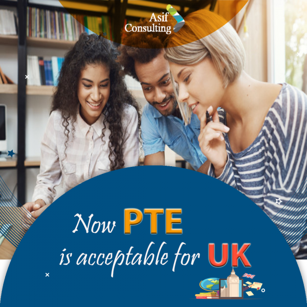 PTE for UK