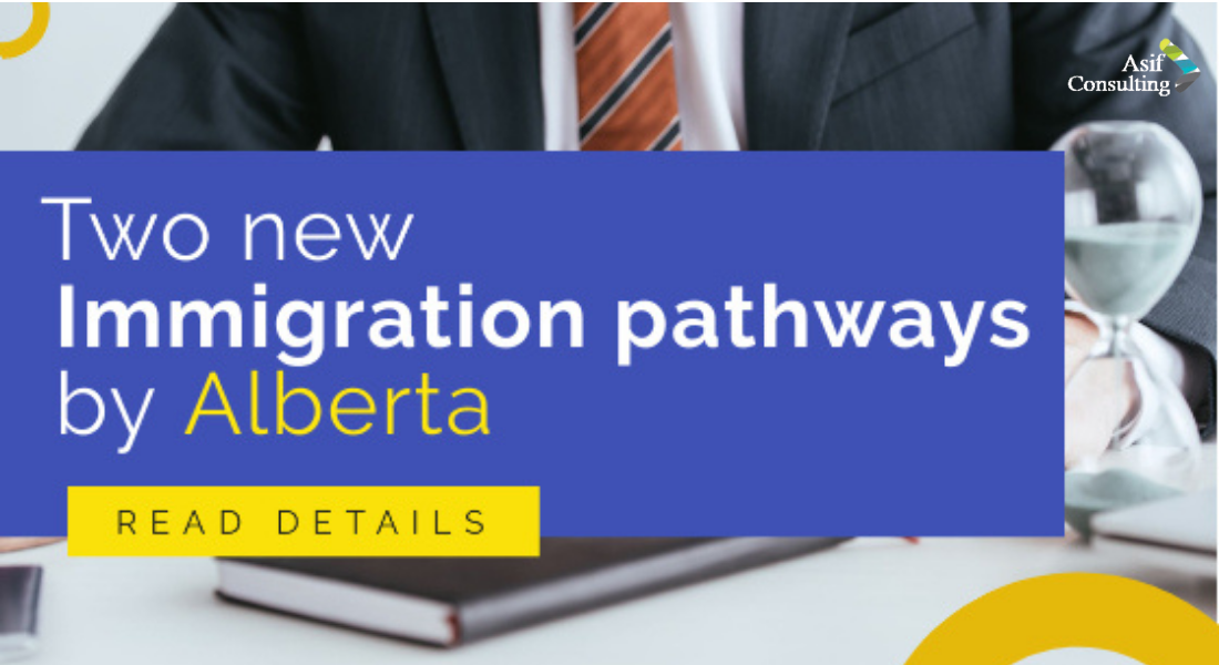 Two new immigration pathways
