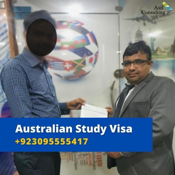 Australian Study Visa