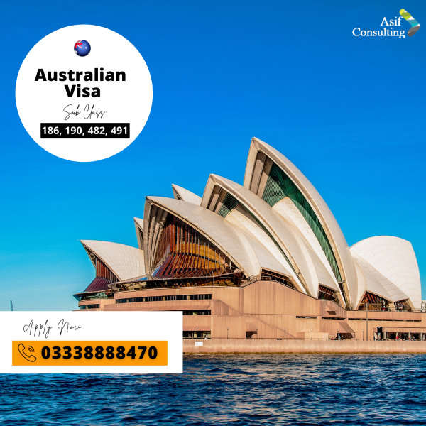 Australian Subclass visa
