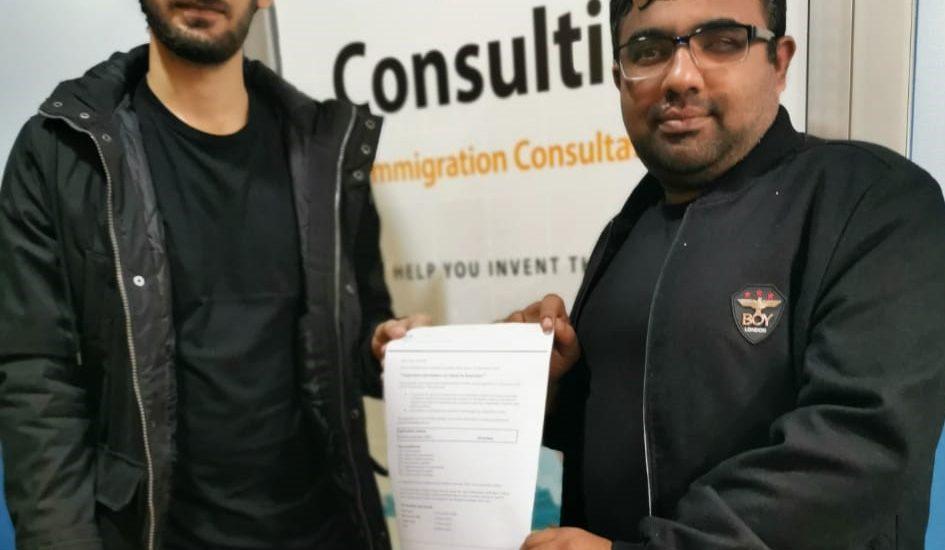 Australian Student Visa subclass 500 (Umer Shahid)