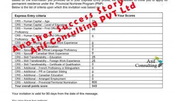 Canada Permanent Residency Under (PNP)
