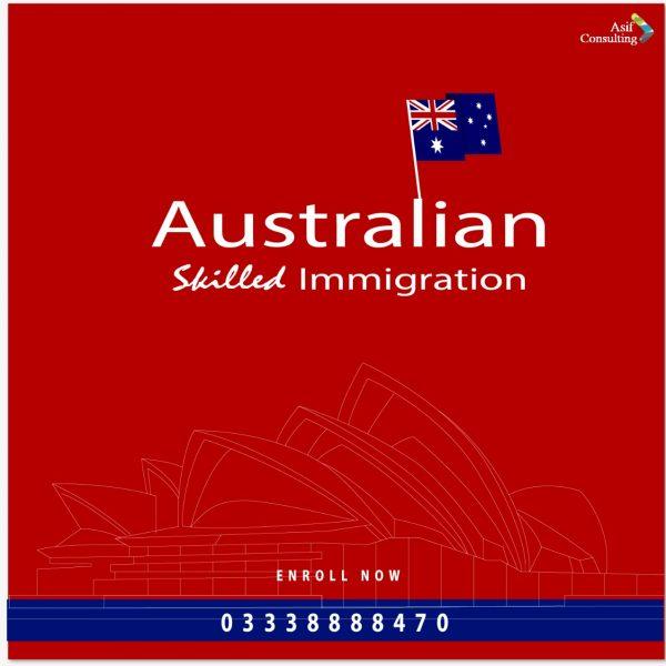 Australian Skilled Immigration