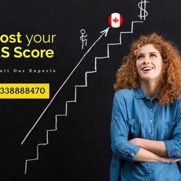 boost crs score