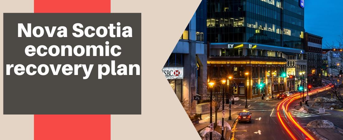 Nova Scotia economic recovery plan
