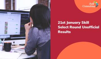 skill select round