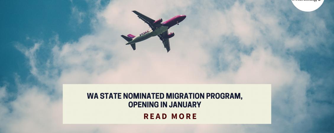 State migration nomination program