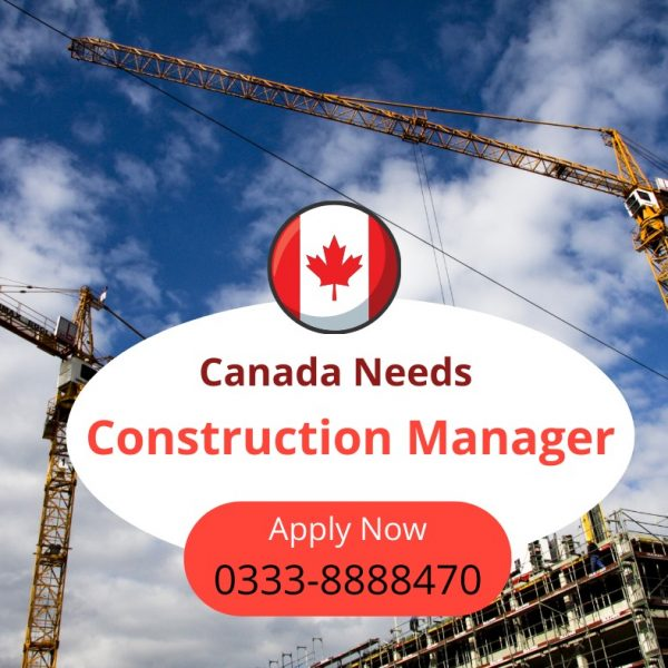 Canada Construction Manager