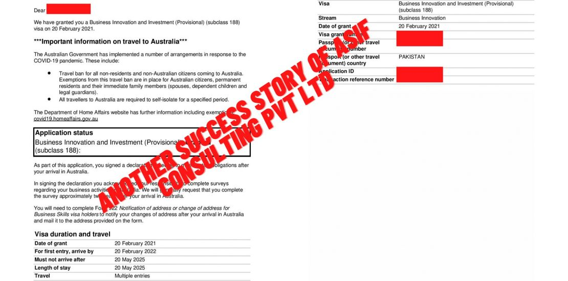 Business Immigration for Australia
