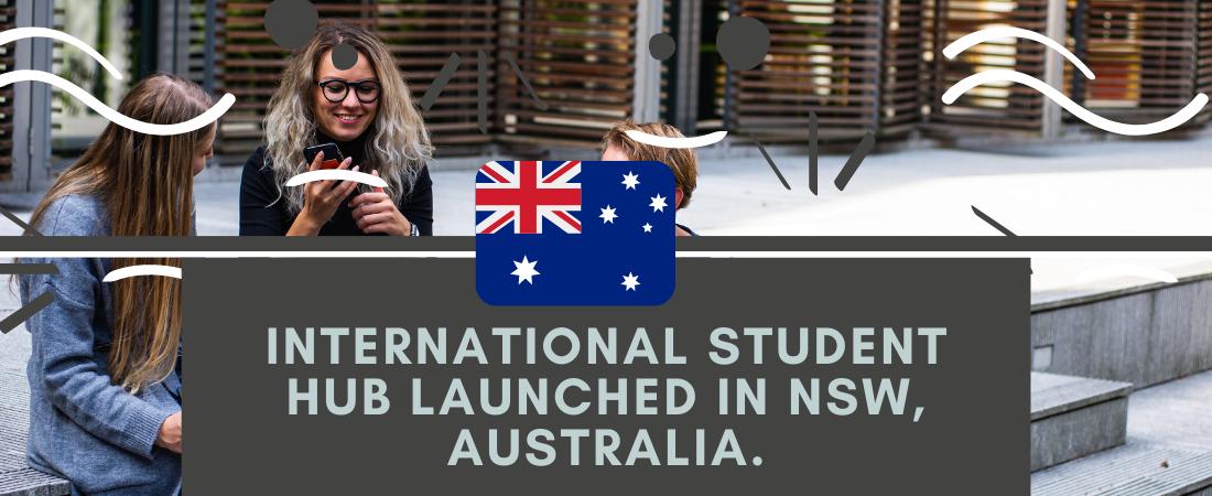 International students hub