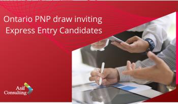 Ontario PNP draw