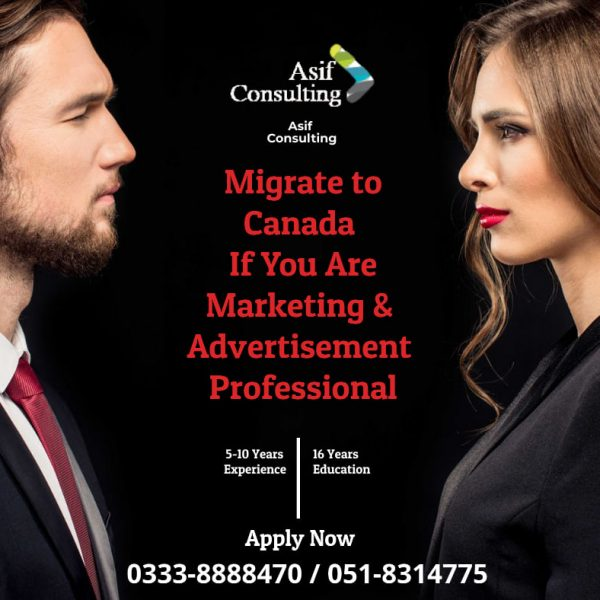 Marketing & And Advertising Professionals