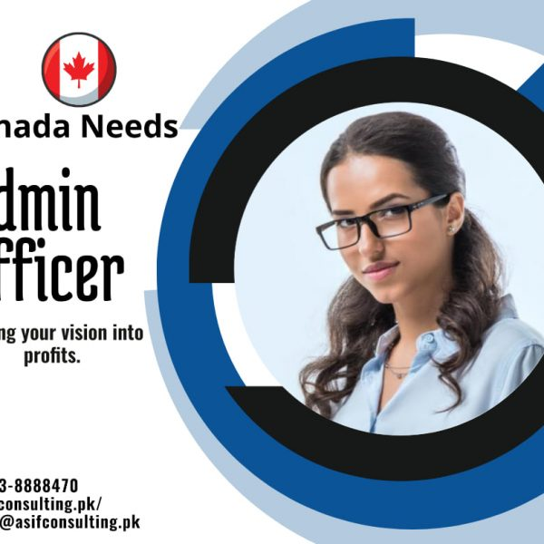 canada needs admin officers