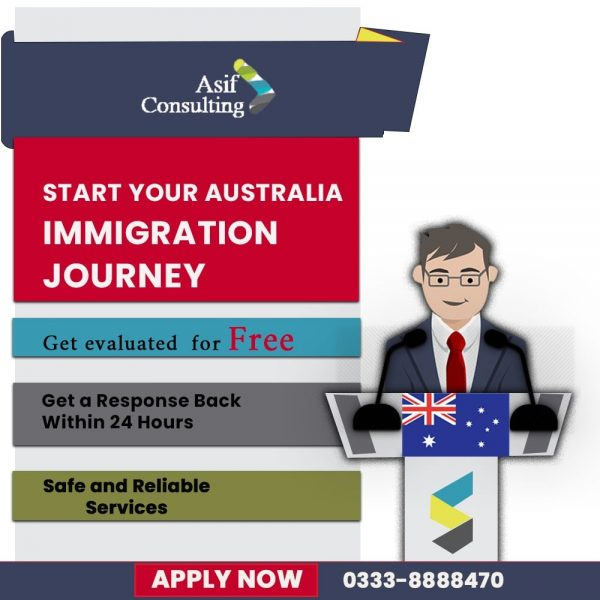 Start Your Australian Immigration Journey