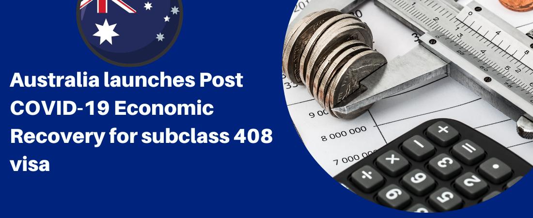 Subclass 408 visa