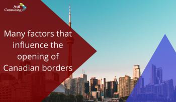 Canadian borders
