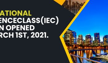 International Experience Class