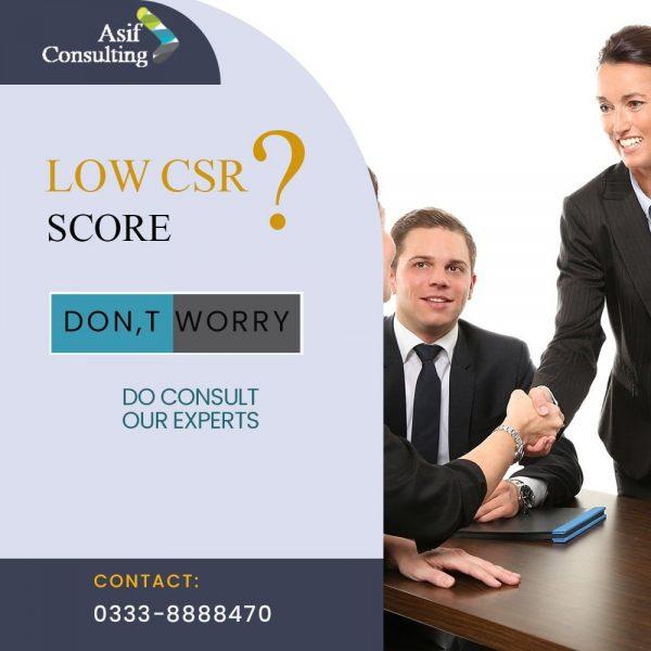 low CRS Score