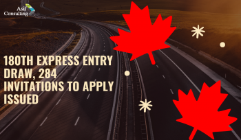 180th Express Entry draw