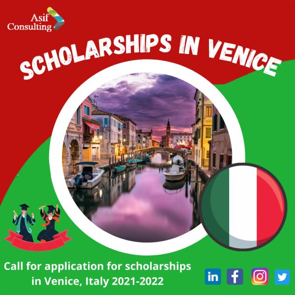 Scholarships In Venice
