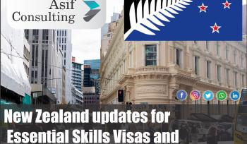New Zealand updates