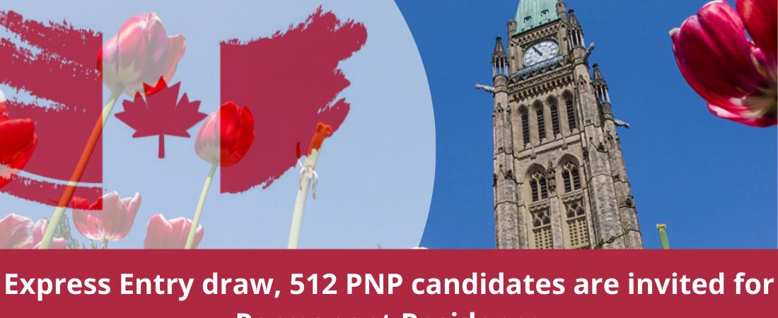 512 PNP candidates