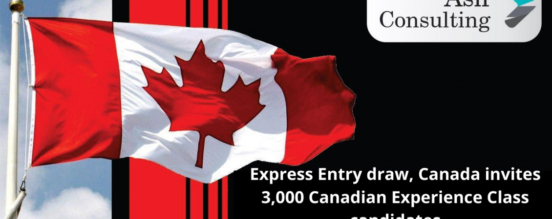 Canadian Experience Class candidates