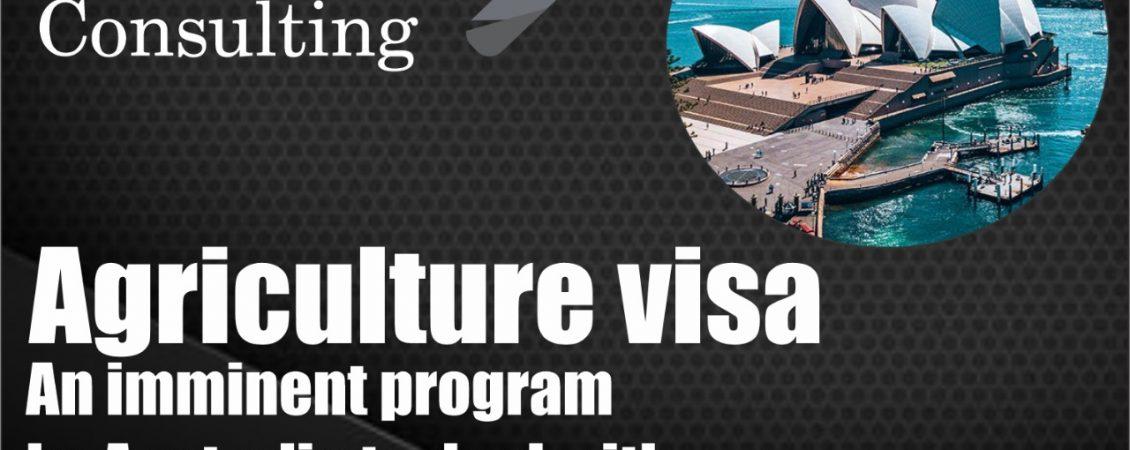 Agriculture visa