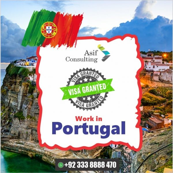 Work In Portugal