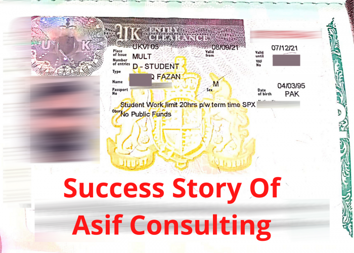 Success Story of UK Study Visa