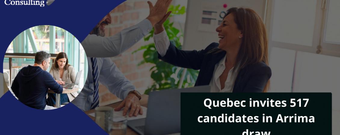 Quebec invites 517