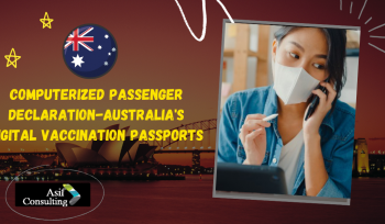 Digital Passenger Declaration