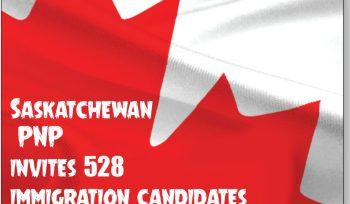 Saskatchewan PNP invites