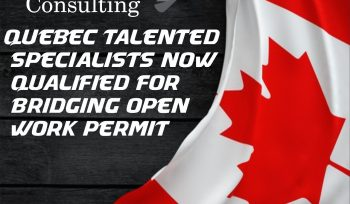 Bridging Open Work Permit (BOWP)