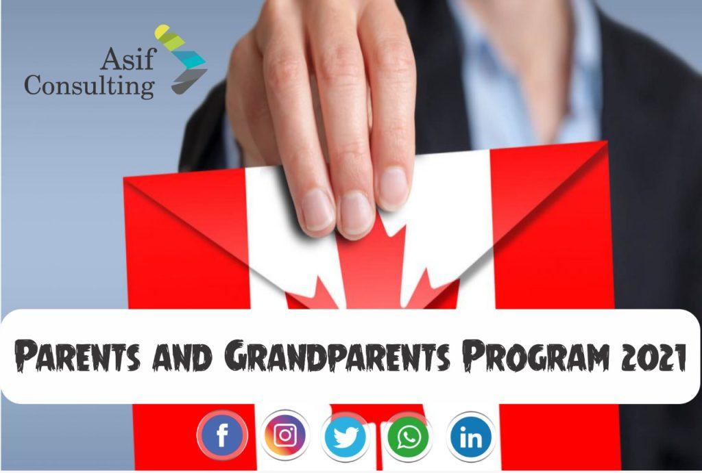 Parents and Grandparents Program (PGP)