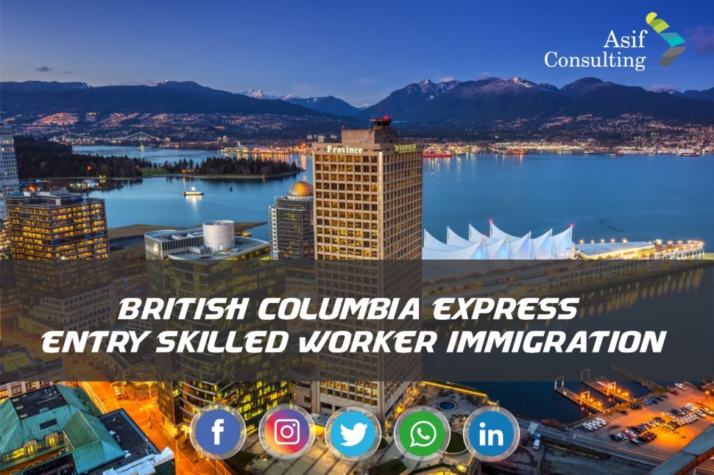 Express Entry Skilled Worker