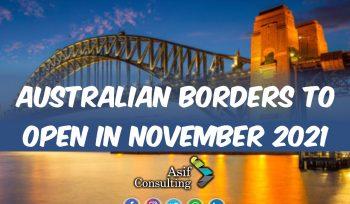 Opening Of Australian Lines