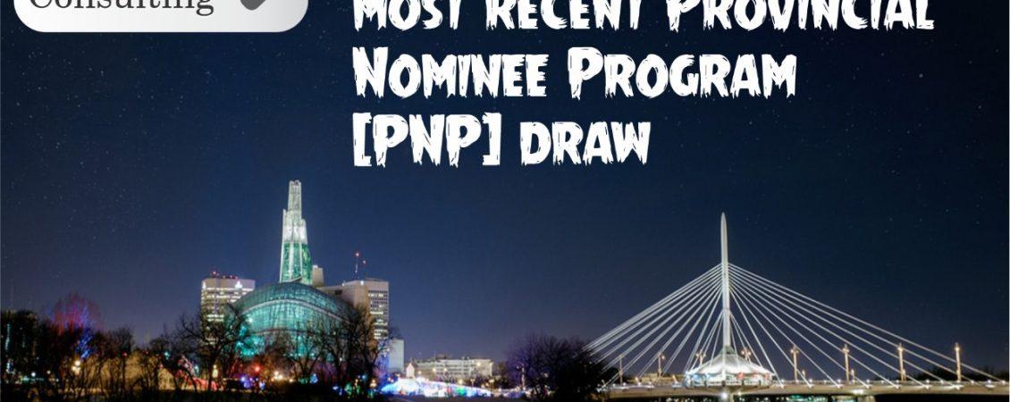 Provincial Nominee Program (PNP),