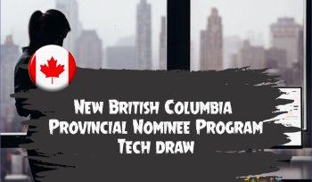 New British Columbia